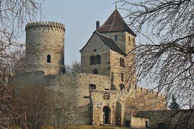 Zamek-w-Będzinie